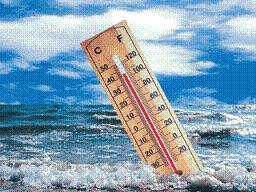 Глобальное потепление не прекратится в ближайшую тысячу лет