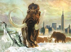 Учёные обещают воскресить мамонтов