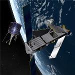 Военный спутник Гео