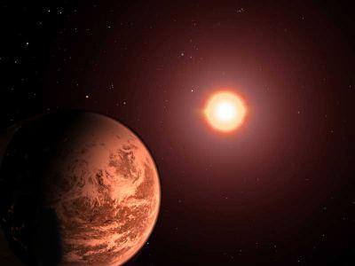 Экзопланета может оказаться пригодна для жизни