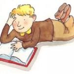 Чтение интересных книг помогает оставаться умным и молодым