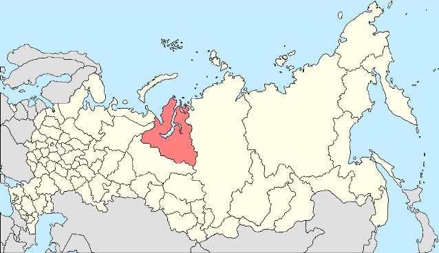 474Где на карте находится полуостров ямал