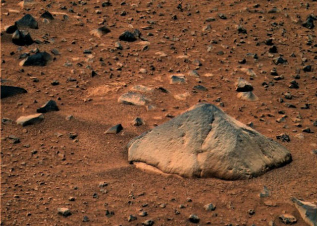Марсоход-Opportunity-обнаружил-Марсианский-гриб